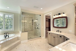 Master Bathroom Remodeling Project Cheney Builders