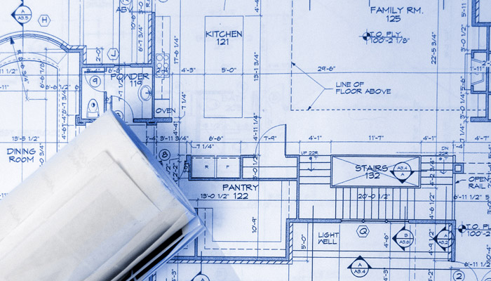 Cheney Builders Blueprints For New Custom Home