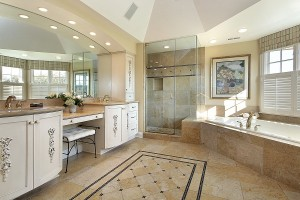 Cheney Builders Camarillo Bathroom Remodel