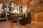 Interior of an Upscale Remodeled House