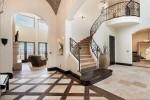 Tuscan Villa staircase