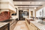 Tuscan Villa kitchen