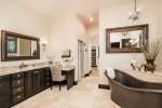 Tuscan Villa luxury bathroom