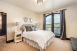 Tuscan Villa bedroom